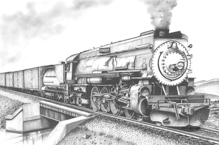 train-pencil