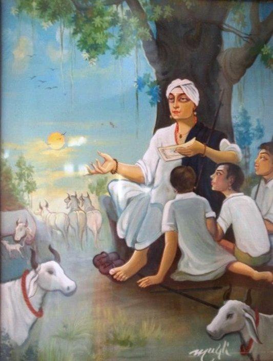 ತುರುಗಾಹಿ ರಾಮಣ್ಣ, Turugahi Ramanna
